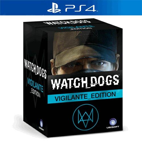 Watch Dogs Vigilante Edition (PS4) £22 Delivered @ GAME