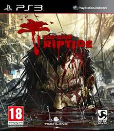 Dead Island Riptide (normal and special edition) - PS3 / Xbox 360 - £5 @ GAME