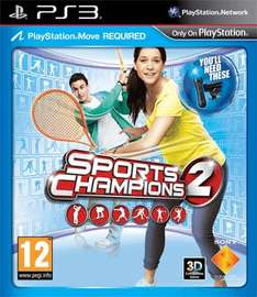 Sports Champions 2 - PS3 - £5 @ GAME