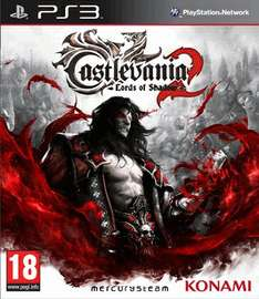 Castlevania Lords of Shadow 2 - PS3 / Xbox 360 - £8 @ GAME