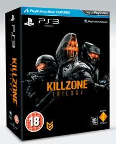 Killzone Trilogy - PS3 - £10 @ GAME