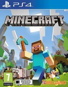 Minecraft PS4 £13.94  delivered - at Gameseek / Rakuten(possible £8.94 using superpoints offer)