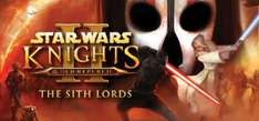 STAR WARS®: Knights of the Old Republic™ II £2.37 @ Steam