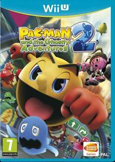 Pacman and Ghostly Adventures 2 Wii U £20 @ Game Free Delivery + 3% possible Quidco (also on Xbox 360 + PS3)