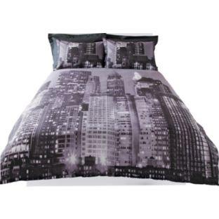 New York Skyline Bedding Set (Kingsize) £12.49 @ Argos