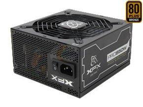 XFX XXX 850W Semi Modular 80+ Bronze Power Supply @ Ebuyer £72.99