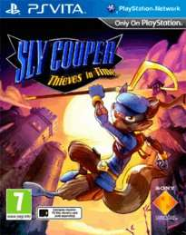 Sly Cooper: Thieves in time (PS VITA) @ GAME,