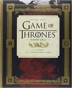 Inside HBO's Game of Thrones II: Seasons 3 & 4 for £7  (free delivery £10 spend/prime) from Amazon!
