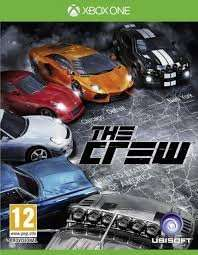 The crew, £25 from tescos