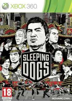 Sleeping Dogs £2 (Xbox 360/Pre Owned) @ GAME