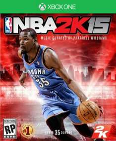 Nba2k15 With Kevin Durant Pack Shopto.net £26.86