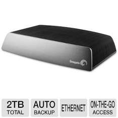 Seagate STCG2000200 Central 2TB Personal Cloud network attached storage - NAS £74.99 @ amazon.co.uk