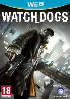 Watch Dogs wii u £24.85 @ Amazon