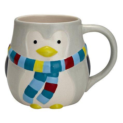Penguin Mug £2, John Lewis