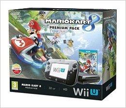 Wii U Premium & Mario Kart 8 - £213.02 @ Amazon
