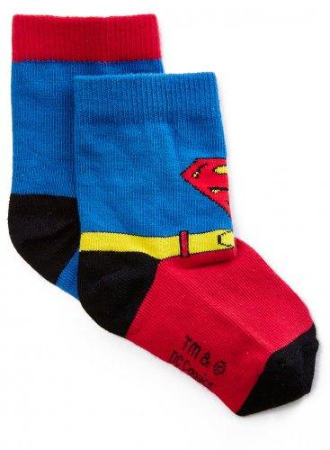 Baby boy superman socks £2 - BHS