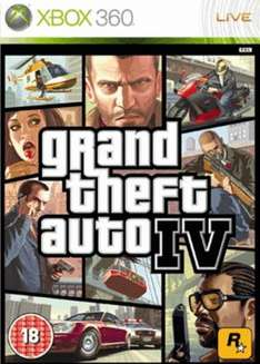 Grand Theft Auto IV (Xbox 360/Preowned) £3 @ GAME