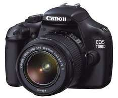 Canon EOS 1100D 12 Megapixel Digital Camera And 18-55mm Lens @ Littlewoods Clearance eBay