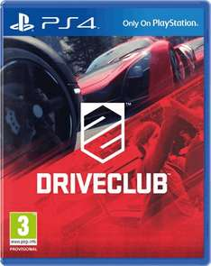 Driveclub PS4 £25 @ Game