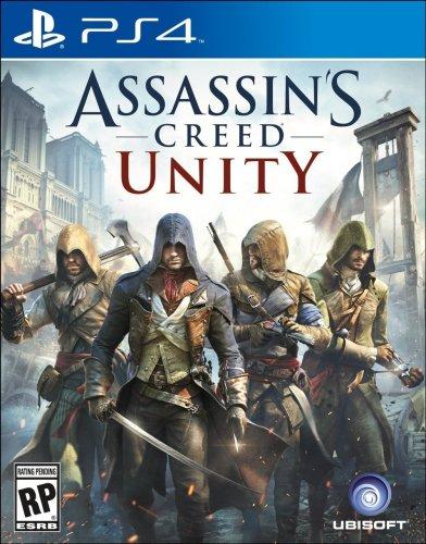 Assassin's Creed Unity (PS4) @ Amazon £22.00