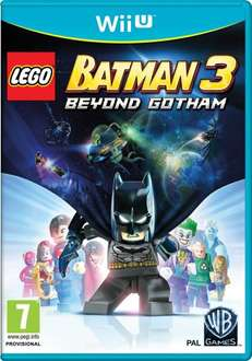 LEGO Batman 3: Beyond Gotham Wii U @ Amazon £22