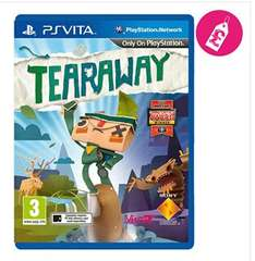 Tearaway ps vita (cooperative electrical) £9.99 @ Co-op