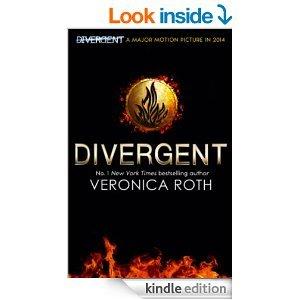 Divergent kindle 99p @ Amazon