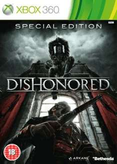Dishonored Special Edition (Xbox 360/Preowned) £3 @ GAME
