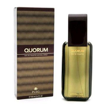 Antonio Puig Quorum Eau de Toilette - 100 ml 5£ delivred from amazon
