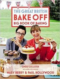 The Great British Bake Off Big Book of Baking £6 @ M&S