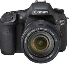 Canon EOS 7D - body only - £599 @ Wex Photographic