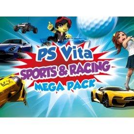 8 Game Sport and Racing Pack PS Vita PSN Digital Download £7.99 @ 365games.co.uk