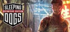 Sleeping Dogs Definitive Edition £6.79 @ Steam