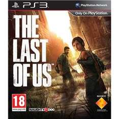 The Last Of Us Ps3 Brand New £22.54 @ Play/Gameseek