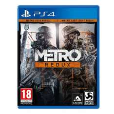 Metro Redux (PS4) £14.99 / Assassin's Creed Rogue (PS3/X360) £19.99 @ Smyths