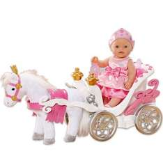 Baby born Interactive horse and Carriage @ toyrus Was 69.99 Now 29.96