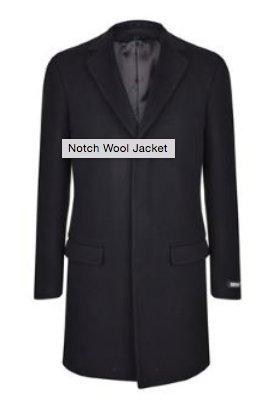 DKNY Mens Coat £83 @ flannels