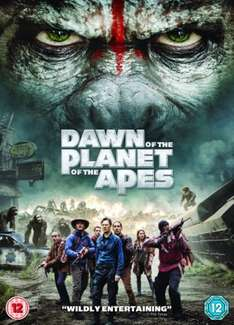 Dawn of the Planet of the Apes [DVD] £5.99 @ Amazon