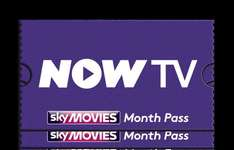 Now TV existing customers price reduction sky movies pass (£6.60 a month)