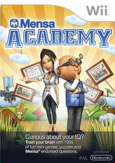 Mensa Academy (Wii) only £2.33 @ Amazon (prime / £10 spend)