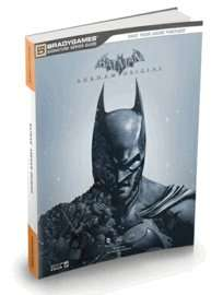 Batman: Arkham Origins Official Signature Series Guide £3 @ Game