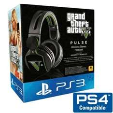 Grand Theft Auto V Pulse Elite Headset for £50 at game.co.uk