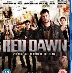Red Dawn Blu Ray only £2 @ Game