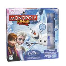 Monopoly Junior: Frozen Edition £12.99 Delivered @ Amazon