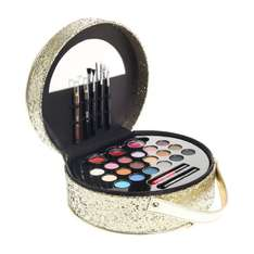 Gold Glitter Cosmetics Gift Set £8 was £16 @ Claire's