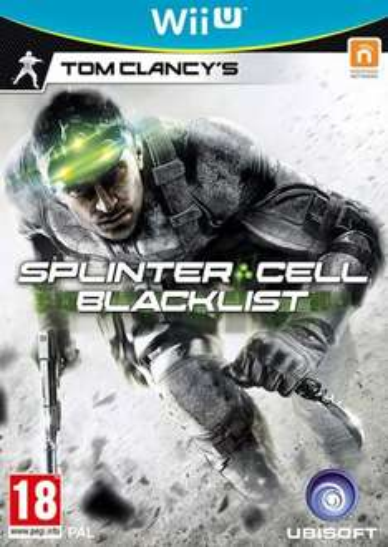 splinter cell blacklist wii u £6.49 on Nintendo eshop