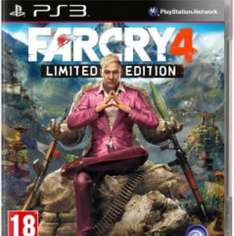 Far Cry 4 Limited Edition PS3 £26.98 @ The Hut