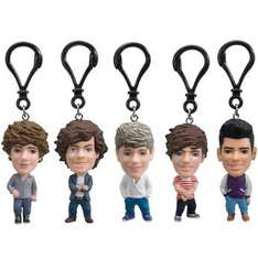 Celebz Key Chain - One Direction 46p click & collect @ Toys R Us (Usually priced between £3 and £5)