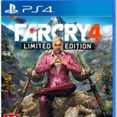 Far Cry 4 Limited Edition PS4 Free Delivery £39.85 @ Simply Games