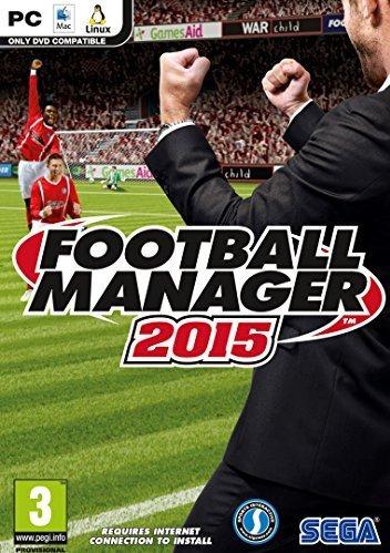 football manager £17.99 @ amazon